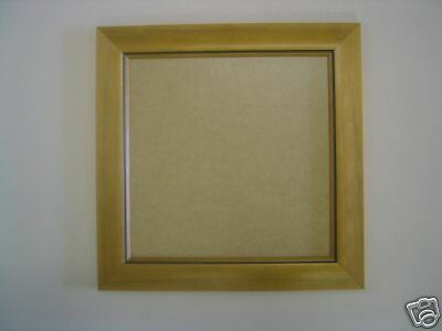 Square Picture Frame Antique Pine 9x9 Glass Ebay