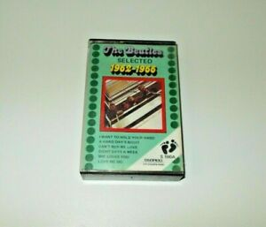 The-Beatles-selected-1962-1966-cassette-tape-S-100-A-22-TRACKS