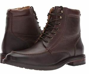 b724684ca19 Details about Johnston & Murphy Mens Baird Lace Up Casual Ankle Boots  Casual Dress Work Shoes