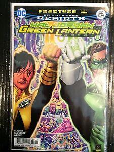 Hal-Jordan-And-The-Green-Lantern-Corps-2-Nm-1st-Estampado-Dc-Comics