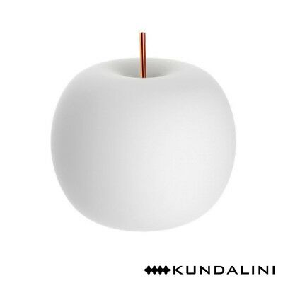 Kundalini Kushi LED Table Lamp Glass / Copper
