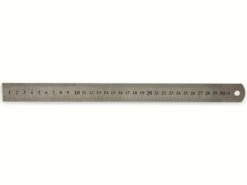 flexibel Metall Lineal 330 mm