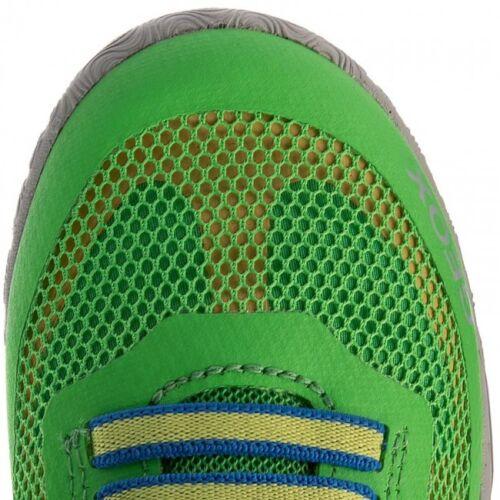 Shoes Geox J Trifon B Boys Hook /& Loop Sneakers Green Yellow Blue