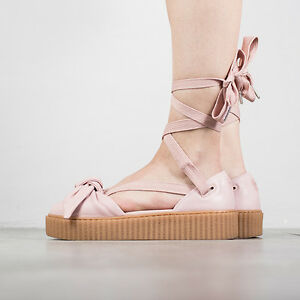 Creeper365794 01 Women's Sneakers About Shoes X Rihanna Bow Sandals Puma Details Fenty tsrChxQd