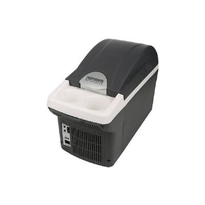 Halfords 8L Litre 12V Cooling Drinks Food Storage Store Electric Coolbox