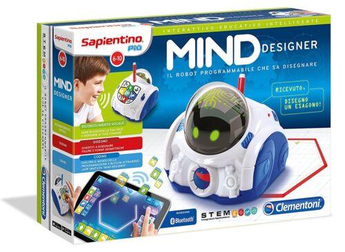 Clementoni 12087 Mind Designer Robot Educativo Intelligente