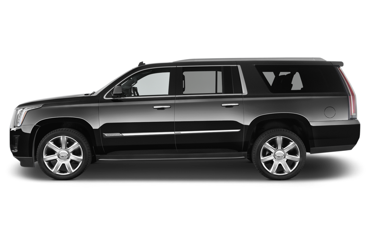 Cadillac Escalade side view