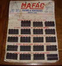 2 Vintage NOS Road Bike Mafac 4 Bump Brake Pads