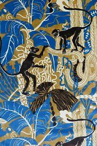 Details Sur Misia Paris Rideau Ameublement Tissu Design Nombre 2 5 Metres Velours Saphir Afficher Le Titre D Origine