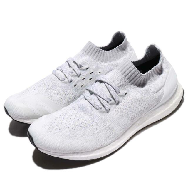 fc9571f9cdb6 adidas UltraBOOST Uncaged White Tint Men Running Shoes Sneakers Trainers  DA9157