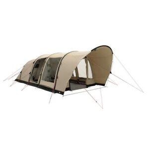 Robens-Woodview-600-Aufblasbares-Zelt-Familienzelt-Luftzelt-Sechs-Personen-sand