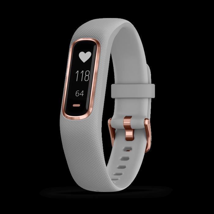 Garmin Vivosmart 4 Wellness and Fitness Tracker 5