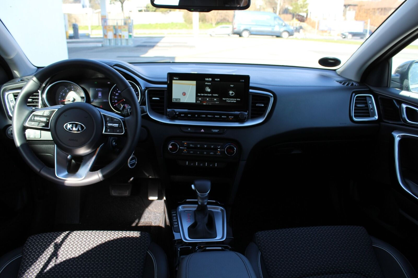 Kia Ceed 1,4 T-GDi Collection DCT - billede 4