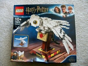 LEGO-Harry-Potter-Hedwig-75979-New-amp-Sealed-last-one-some-box-crushing
