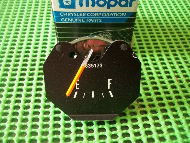 NOS MoPar 1972 73 74 75 76 77 78 79 80 Dodge Truck D100 Ramcharger Fuel Gauge