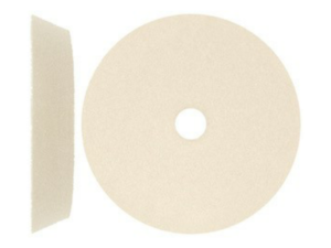 """Amical S.m.arnold 49-047 7 """" Velocity Dx Mousse Pad - Blanc - Doux Ultra-finishing Pad"""