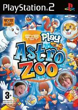 Eye Toy Play Astro Zoo Game Ps2 Playstation Offical Fun Family Children GameOnly