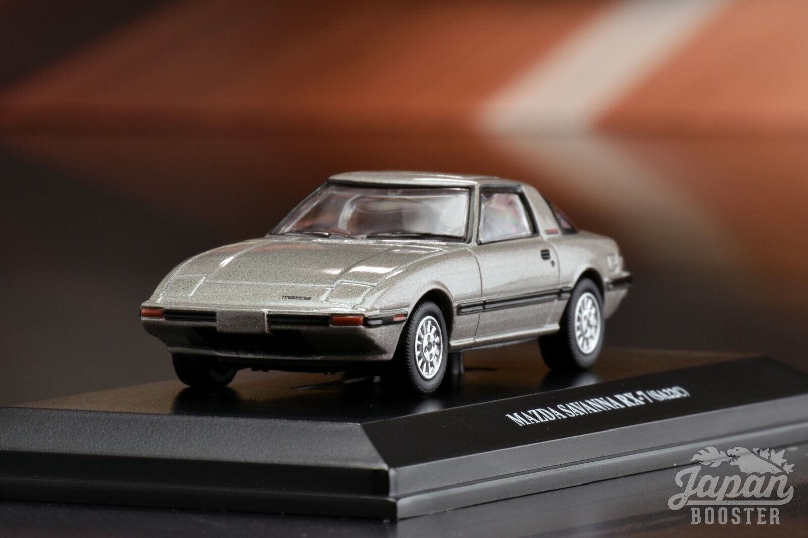 MAZDA SAVANNA RX-7 Great Car Stamp Collection