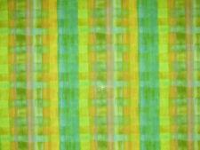 Frühling Patchwork Stoff Batik Pastell grün gelb rosa Karos Streifen 30x1,12 BW