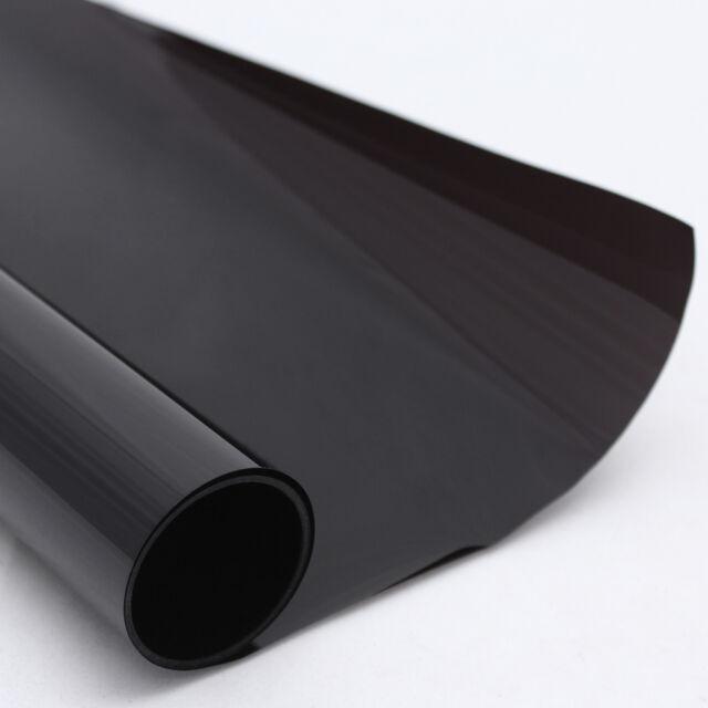 "OxGord House Home Window Tint Solar Film 5%-50% VLT 20"" x 10ft Professional Roll"