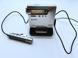 Sony Mz-N10 Net Md Portable Md Recorder Accessories