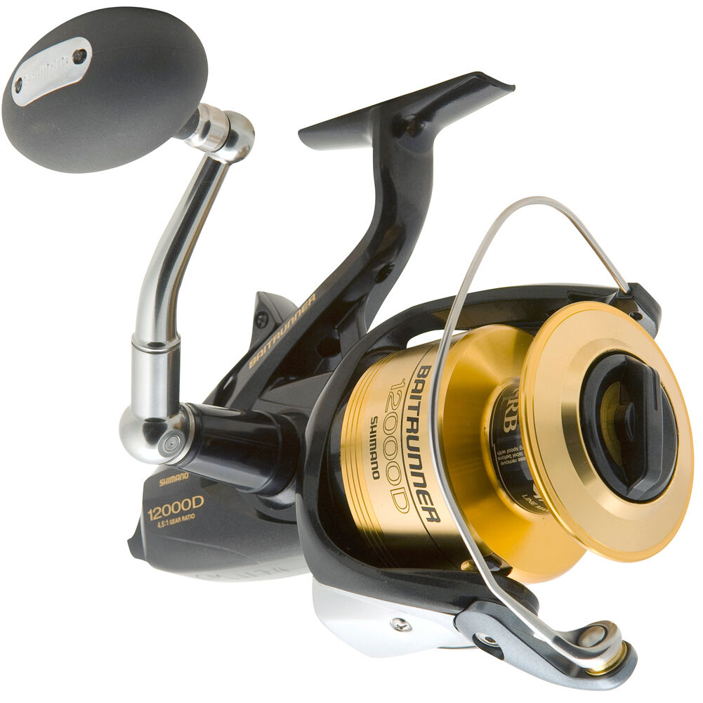 Shimano Baitrunner 12000D Live Bait Spinning ReelFree Expedited Shipping