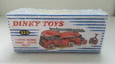 Dinky Toys Atlas - Berliet Fourgon incendie Premiers secours (Pompiers)