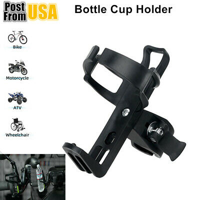 Quick Release Bike Drink Water Bottle Cup Holder Bracket For Bicycle Scooter new