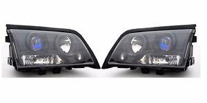 94-00 Mercedes Benz W202 C220 C230 C280 Chrome Headlights /& Tail Lights Combo