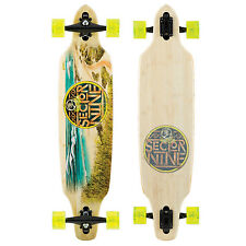 SECTOR 9 Longboard BAMBOO MINI LOOKOUT DROP THROUGH