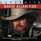 Super Hits by David Allan Coe (CD, Apr-2007, Sony Music Distribution (USA))
