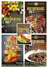 Ketogenic Diet Cookbook: Volumes 1-5: Ketogenic Recipes Breakfast, Lunch, Dinner, Snacks, Dessert and Slow Cooker Recipes by Charity Wilson (Paperback / softback, 2015)
