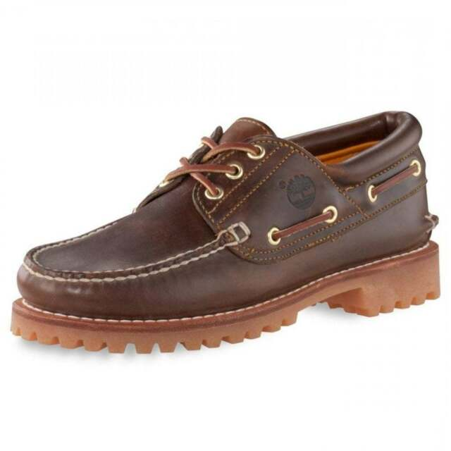 Timberland Zapatos Del Barco 10.5 VE7xauT