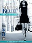 Sheer Relief 30 Denier Support Pantyhose Improves Circulation X34002