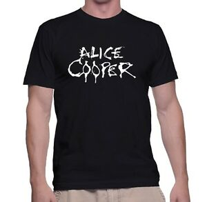 ALICE COOPER T-SHIRT / SPEED-THRASH-BLACK-DEATH METAL