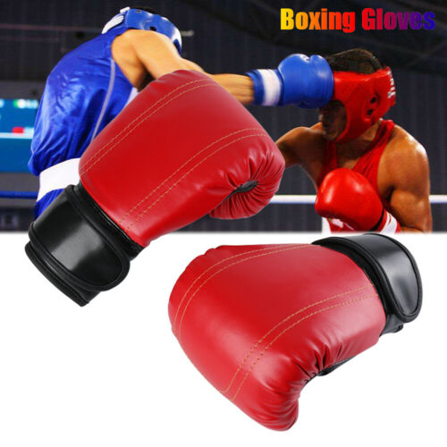 Punch Bag Core Fitness Focus Pads Boxing Gloves Gym Exercise Strength Training