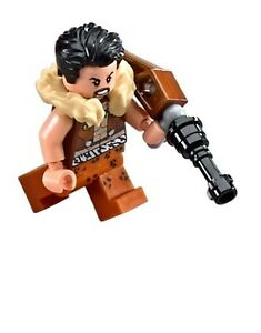 LEGO-Marvel-Super-Heroes-Kraven-the-Hunter-MINIFIG-from-Lego-set-76057-New
