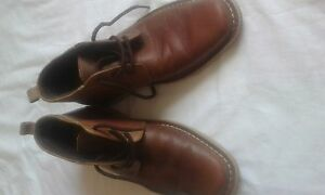 MENS-COTTON-TRADERS-TAN-ANKLE-BOOTS-SIZE-7