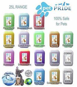 Kennel-Cleaner-Disinfectant-Anti-Bacterial-25L-Range-PET-PRIDE