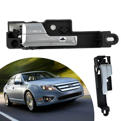 FITS FORD FUSION 2006-2012 STAINLESS STEEL CHROME LOWER DOOR TRIM 4PCS