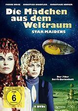 DIE MÄDCHEN AUS DEM WELTRAUM (AMARAY) 2 DVD NEU