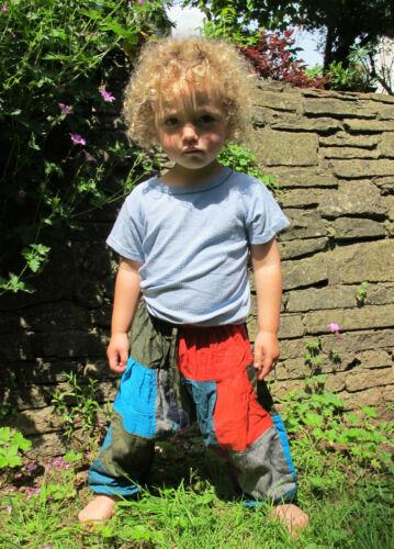 Childrens Kids Harem Trousers Girls Boys Cotton clothes Baby Aladdin Pants