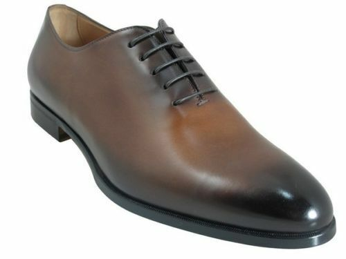 Mens Genuine Leather Dress schuhe Oxfords Handmade Casual Formal Leather Leather Leather Stiefel 4c668e