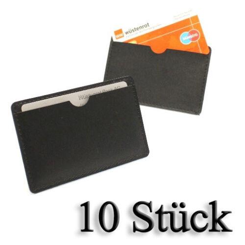50 Kartenhüllen Bankkartenhülle Kreditkartenhülle EC Kartenhülle Etui 5 10 25