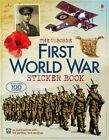 First World War Sticker Book by Usborne Publishing Ltd (Paperback, 2014)