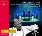 Lohengrin von Knappertsbusch,Böhme,Bjoner,Hopf,Varnay (2015)