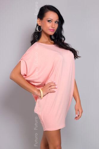 Women/'s Maternity Top Mini Dress Boat Neck Pregnancy Tunic Sizes 8-18 8127