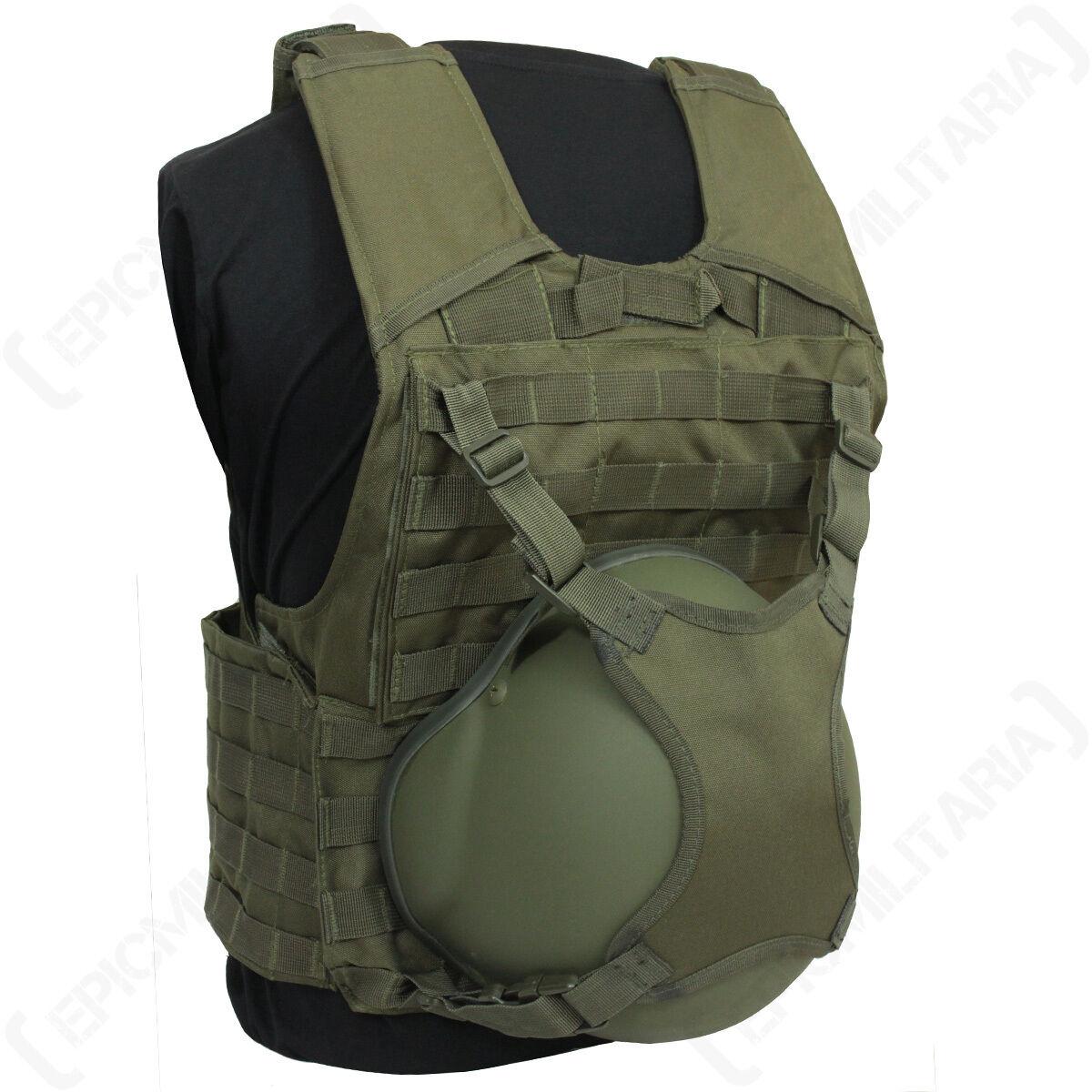 Vert Olive casque casque casque sangle de transport-MOLLE Sangle Transporteur SANGLE AIRSOFT ARMY Cadets 2366c3