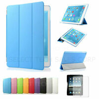 For Apple Ipad Mini 1 2 3 4 Smart Cover Case Stand With Magnetic Sleep/wake