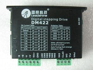 DM422-Leadshine-CNC-DSP-Stepper-Motor-Drive-Controller-For-Nema-14-15-17-Motor